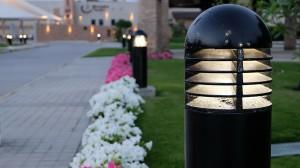 Stopień ochrony IP w słupkach oświetleniowych